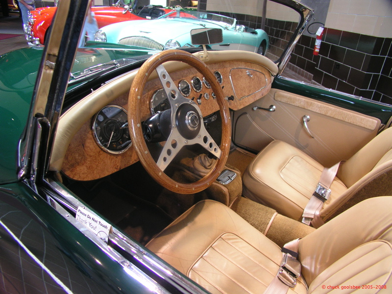 Daimler 250 SP Dart
