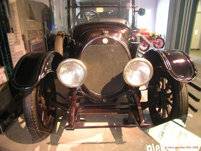 1915 Brewster Town Landaulet