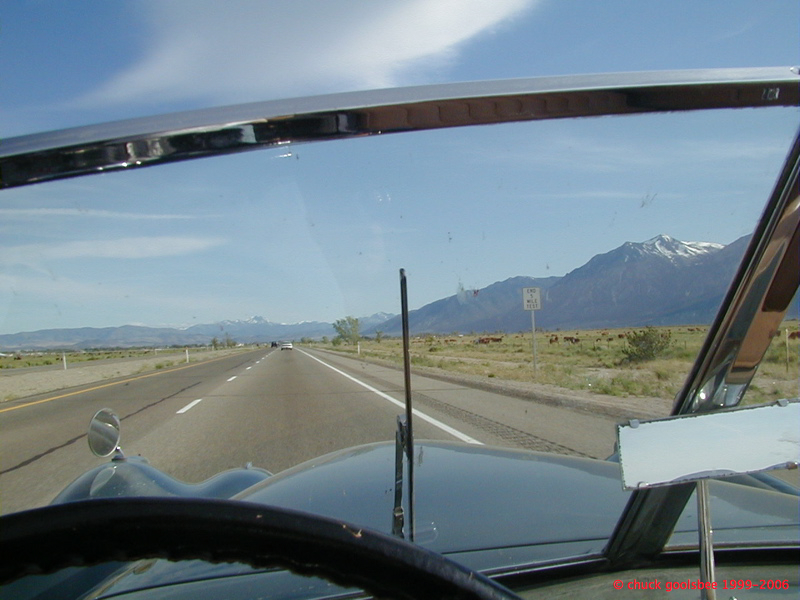 Cruising in Nevada